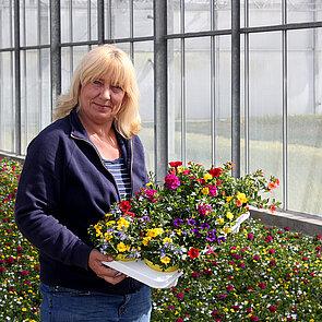 Marlies Heekeren - Gartenbautechnikerin